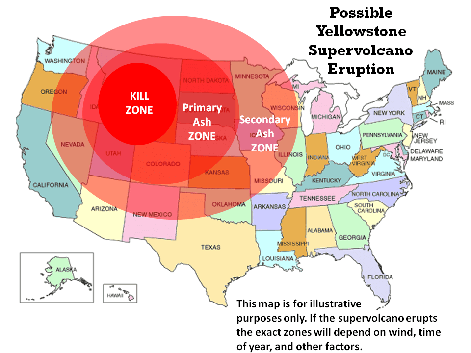 Yellowstone eruption report claims that us has contingency deal may 2014 wyoming if the yellowstone supervolcano erupts then millions of us citizens could end up in brazil australia or argentina ccuart Gallery
