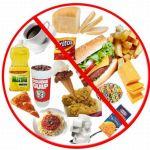 hair loss-processed food