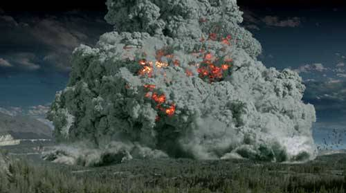 Yellowstone supervolcano on verge of eruption; USGS suppressing information Volcano-eruption