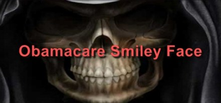 Obamacare Smiley Face