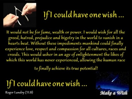 One Wish 1 small