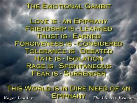 The Emotional Gambit