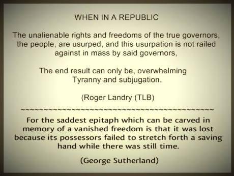 When in a Republic 3