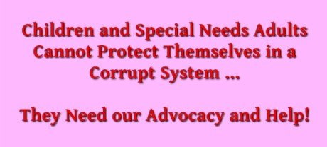 APS and CPS Corruption