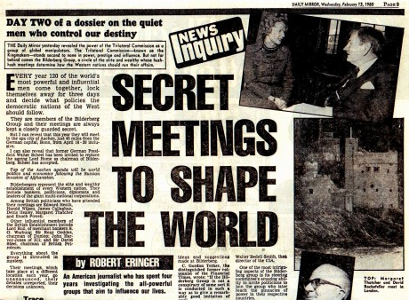 The Bilderberg Group: Founded By A Nazi And Continuing The ...