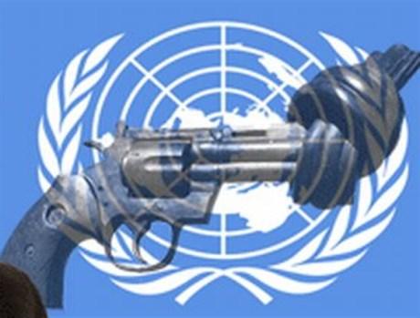 United-Nations gun control