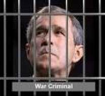 bush criminal