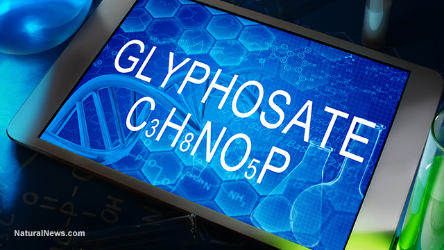 Glyphosate-Science-Test-Tablet-Computer