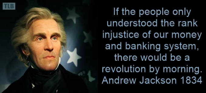 Andrew Jackson banking