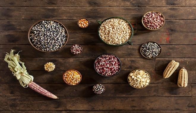 Corn, various non-GMO