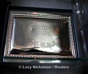 Clinton Fnd insert