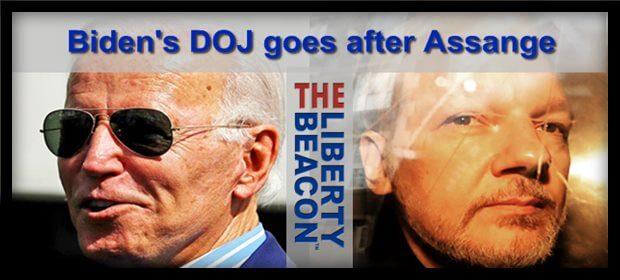 Biden DOJ after Assange feat 2 13 21