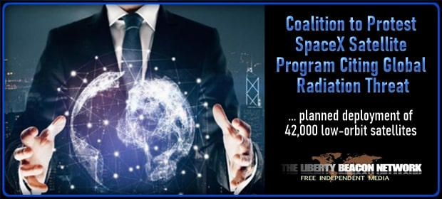 Coalition to Protest SpaceX Satellite Program Citing Global Radiation Threat – FI 03 15 21-min