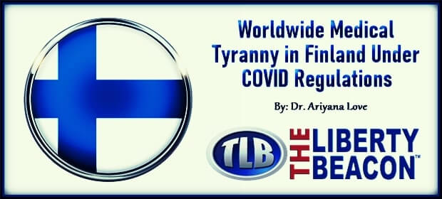 Worldwide Medical Tyranny in Finland Under COVID Regulations – FI 03 05 21-min