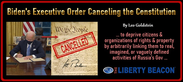 Bidens Executive Order Canceling the Constitution – FI 04 20 21 – min1