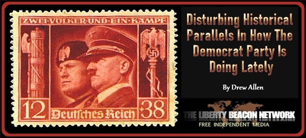 Disturbing Historical Parallels In How The Democrat Party Is Doing Lately – FI 04 16 21-min