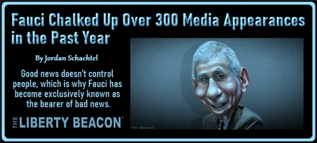 Fauci Chalked Up Over 300 Media Appearances in the Past Year – FI 04 24 21-min