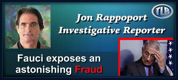 Fauci expos Fraud JonR feat 4 20 21