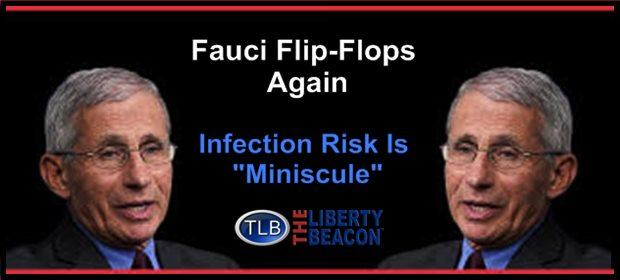Fauci flip flops again ZH feat 4 26 21