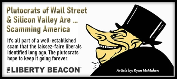 Plutocrats of Wall Street & Silicon Valley Are – Scamming America – FI 04 17 21-min