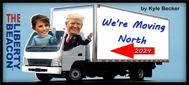 Trump moves north BN feat 4 25 21