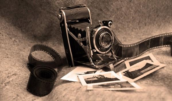 old camera – small
