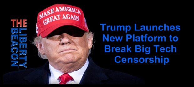 Trump new platform BN feat 5 4 21