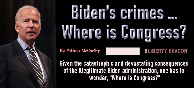 Bidens crimes – Where is Congress – FI 08 25 21-min