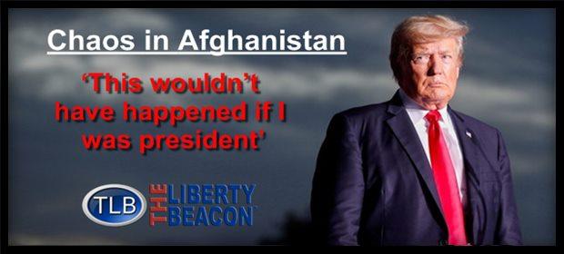 Trump Afgan crit Biden RT feat 8 27 21
