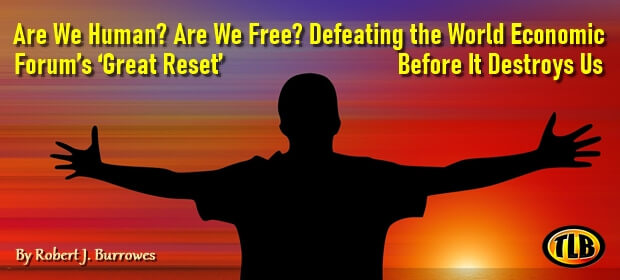 Are We Human – Are We Free – Defeating the World Economic Forums Great Reset Before It Destroys Us – FI 09 08 21-min1