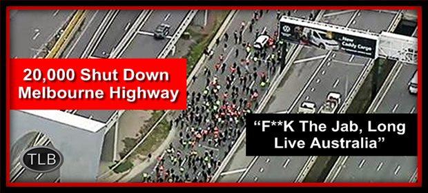 Aussie Lockdown protest ZH feat 9 21 21