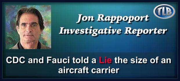 Jon R CDC Fauci Lie JonR feat 9 10 21