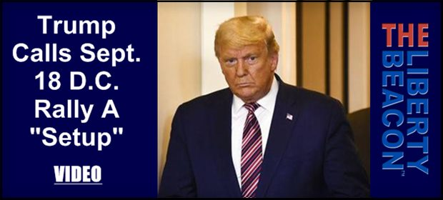 Trump warns DC rally ZH feat 9 16 21