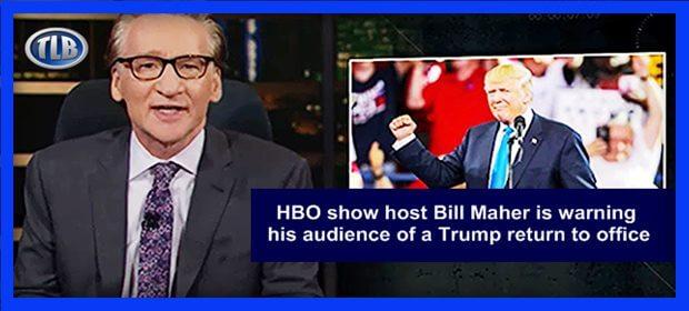 Bill Maher Trump 2024 ZH feat 10 10 21