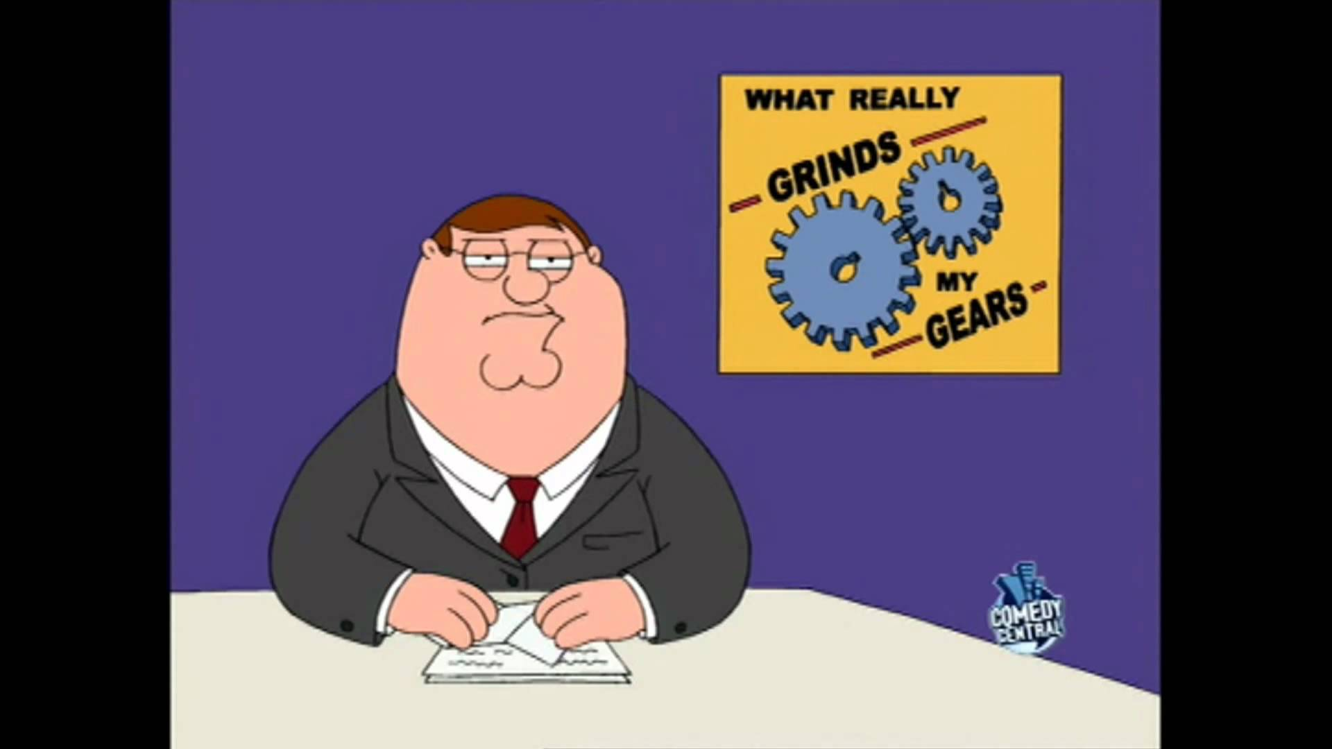 that really grinds my gears the liberty papers