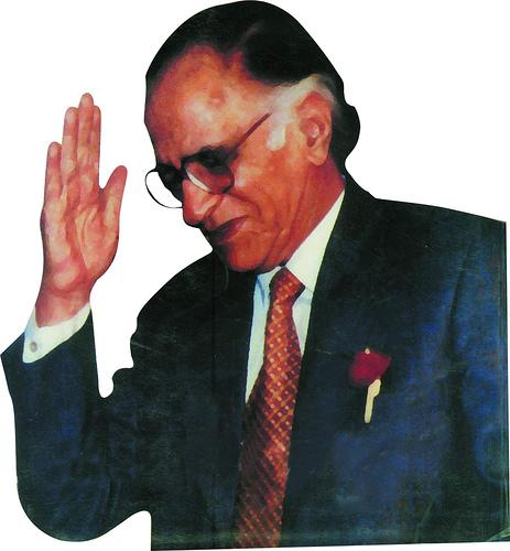 Ahmad Nadeem Qasmi