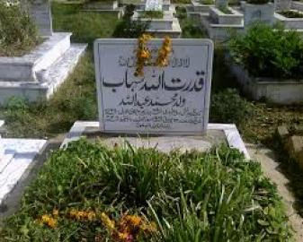 Qudratullah Shahab