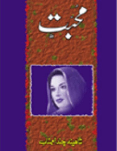 Mohabbat Novel By Shaheena Chanda Mehtab Pdf