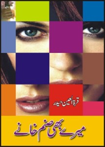 Mere Bhi Sanam Khane By Quratulain Haider Pdf