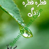 Qatra Qatra Zindagi Novel By Humaira Dua Pdf