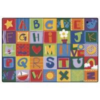 Carpets for Kids - Carpets for Kids Alphabet Blocks ...