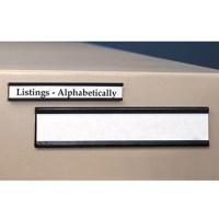 Shelf Label Holders & Inserts - Magnetic Shelf Label Holders