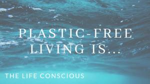 Plastic free living