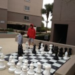 Chess at Hilton Head Marriott Grande Ocean