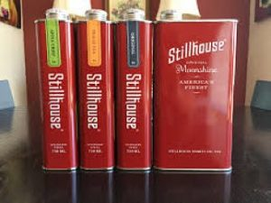 the flavors of stillhouse whiskey