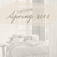 H&M Home België update + spring 2015 collectie