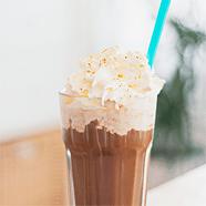 Recept zoete frappuccino a la starbucks