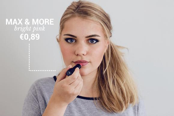 Beauty complete make-uplook onder €12