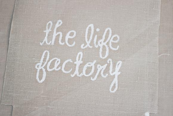 DIY banner van stof (zonder naaien!)