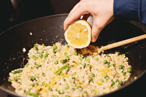 Recept: risotto met asperges
